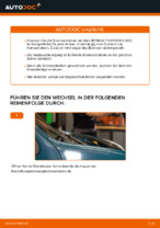 FEBI BILSTEIN 24165 für KANGOO (KC0/1_) | PDF Handbuch zum Wechsel