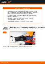 Recomendaciones de mecánicos de automóviles para reemplazar Pastillas De Freno en un TOYOTA Toyota Rav4 II 2.0 4WD (ACA21, ACA20)
