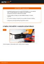 Jak vyměnit přední a zadní Držák Brzdového Třmenu TOYOTA RAV 4 II (CLA2_, XA2_, ZCA2_, ACA2_) - manuály online