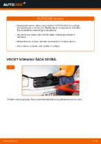 Automehāniķu ieteikumi TOYOTA Toyota Rav4 II 2.0 4WD (ACA21, ACA20) Amortizators nomaiņai