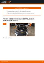 Hilfreiche Fahrzeug-Reparaturanweisung für Zündkerzensatz PEUGEOT