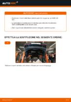 Scopri il nostro tutorial dettagliato su come risolvere il Tiranti barra stabilizzatrice posteriore e anteriore AUDI problema
