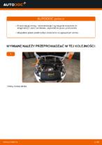 Kiedy wymienić Filtr powietrza PEUGEOT 308 (4A_, 4C_): pdf poradnik