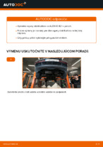 Objavte náš podrobný návod, ako vyriešiť problém s predné vpravo Vzpera stabilizátora AUDI