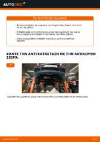 Αλλαγη Ακρα ζαμφορ: pdf οδηγίες για AUDI A3