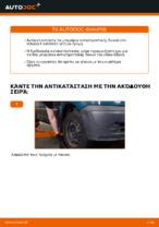 Πώς αλλαγη και ρυθμιζω Ακρα ζαμφορ εμπρος αριστερά: δωρεάν οδηγίες pdf