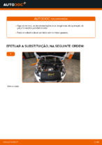 Mudar Filtro de Ar: instrução pdf para PEUGEOT 308