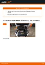 PEUGEOT omaniku käsiraamat pdf
