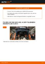 Tipps von Automechanikern zum Wechsel von AUDI Audi A3 8l1 1.8 T Innenraumfilter