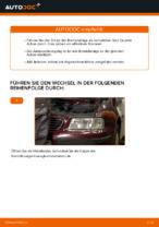 Wie Sie die vorderen Bremsbeläge am AUDI A3 8L1 ersetzen
