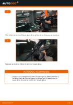 Comment remplacer les essuie-glaces avant sur une AUDI A3 8L1