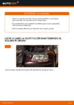 Instalación Pastilla de freno AUDI A3 (8L1) - tutorial paso a paso