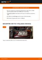 Manuell PDF för A3 underhåll
