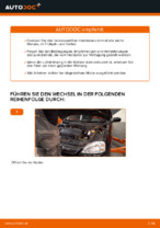 Tipps von Automechanikern zum Wechsel von OPEL Opel Corsa C 1.0 (F08, F68) Bremsbeläge