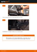 Ruitenwisserbladen vervangen: pdf instructies voor OPEL CORSA
