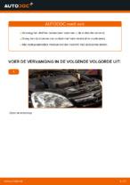 Hoe motorolie en een oliefilter van een OPEL CORSA C (F08, F68) vervangen