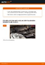 Wie Sie den Motorluftfilter am OPEL CORSA C (F08, F68) ersetzen