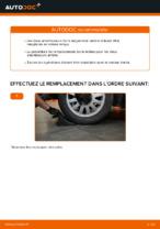 Comment remplacer les amortisseurs de suspension arrière sur une AUDI A3 8L1
