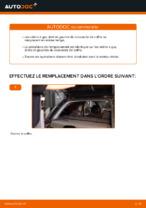 Quand changer Ressort pneumatique de coffre OPEL CORSA C (F08, F68) : manuel pdf