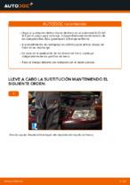 Instalación Disco de freno AUDI A3 (8L1) - tutorial paso a paso