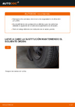 TRW JTE222 para Corsa C Hatchback (X01) | PDF guía de reemplazo