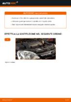 Guida passo passo alla riparazione OPEL CORSA