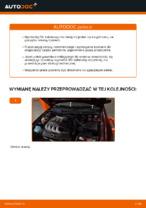 Instrukcja naprawy krok po kroku Audi A3 8p1