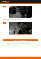 Výmena Stieracia liżta: pdf pokyny pre AUDI A3