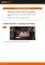 Jak vyměnit a regulovat Brzdové Destičky AUDI A3: průvodce pdf