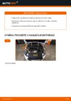Dílenská příručka pro Peugeot 308 2