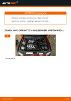 AUDI - priročniki za popravilo z ilustracijami