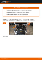 Mudar Filtro de Óleo: instrução pdf para PEUGEOT 308