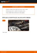 Mudar Filtro de Óleo: instrução pdf para OPEL CORSA