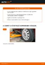 AUDI - javítási kézikönyvek illusztrációkkal