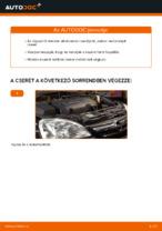 OPEL Olajszűrő cseréje csináld-magad - online útmutató pdf