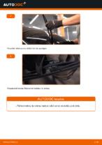 Tiešsaistes bezmaksas instrukcijas par to, kā atjaunināt Stikla tīrītāja slotiņa uz OPEL CORSA
