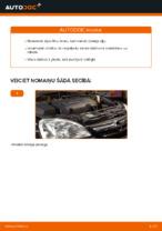 Kad mainīt Eļļas filtrs OPEL CORSA C (F08, F68): pdf rokasgrāmata