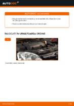 Cum se înlocuiește filtrul de aer al motorului automobilului OPEL CORSA C (F08, F68)