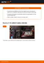 Cum se înlocuiesc și se ajustează Placute Frana AUDI A3: manual pdf