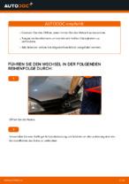 Wie Sie Motoröl und den Ölfilter am Opel Corsa C ersetzen