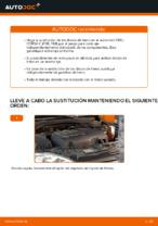 Cambio Discos de Freno delanteras y traseras OPEL CORSA C (F08, F68): guía pdf
