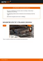 Bilmekanikers rekommendationer om att byta OPEL Opel Astra g f48 1.6 (F08, F48) Torkarblad