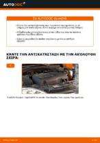 OPEL οδηγίες επισκευής pdf