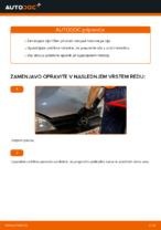 Kako zamenjati motorno olje in filter olja na Opel Corsa C