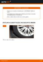 Instruções gratuitas online sobre como substituir Barra escora barra estabilizadora FIAT BRAVO II (198)