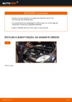 Instruções gratuitas online sobre como substituir Molas de compressão FIAT BRAVO II (198)