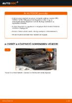 Útmutató PDF COMBO karbantartásáról