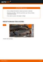 Tiešsaistes bezmaksas instrukcijas par to, kā atjaunināt Piekare uz OPEL CORSA