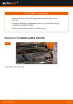 Instrucțiunile online gratuite cum să reînnoiți Arc fata OPEL CORSA C (F08, F68)