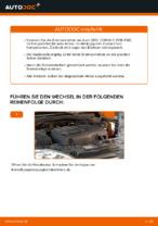 JAPANPARTS DP-W08 für Corsa C Schrägheck (X01) | PDF Handbuch zum Wechsel